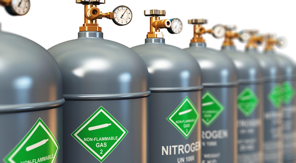 where to get nitrogen gas