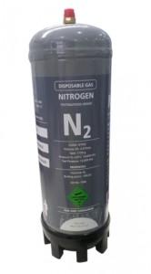 Nitrogen Disposable bottle